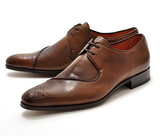 [20601, PERTINI, plain toe, brown]