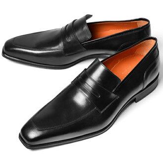 貝爾蒂貝爾蒂男式休閒皮鞋黑色 22059 貝爾蒂