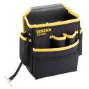 DENSAN電工キャンパスハイポーチテープフッカー付ND-860
