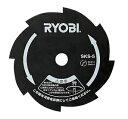 RYOBI(リョービ)芝刈り機用 替刃金属8枚刃 200mm