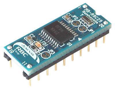 サンハヤト(Sunhayato) マイコンボード MB-R8C29
