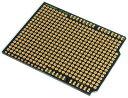 サンハヤト(Sunhayato) Arduino用ユニバーサル基板 UB-ARD01(黒)