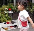 ショッピングポシェット 楽天ランキング入賞毎年人気のTシャツポシェット付き半袖Tシャツ♪モンキーパンツ『ミルモ』(80cm 90cm 95cm 100cm)【HLS_DU】『日本製』10P27May16