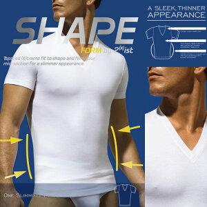 ツーイグジスト スリミング Tシャツ シェイプアップ 引き締め サポーター