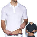 C-IN2 フィットネス ポロシャツ アスレチックポロシャツ...