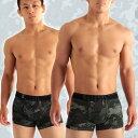 【DIESEL ディーゼル】 UMBX-SEMAJO BOXER-SHORTS (ボクサーパンツ)【アーミーカモ・迷彩】【男性下着 メンズ 下着】【楽ギフ_包装】【RCP】