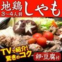 送料無料 <栃木地鶏「美 しゃも」鍋セット>豪華5点