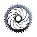 送料無料 ツイスト チェーンリング クローム 36T コンポーネント スプロケ スプロケット メッキ 自転車 パーツ ローライダー ビーチクルーザー 自転車部品 アクセサリー カスタム 部品 改造 BMX MTB サイクルパーツ Schwinn エレクトラ レインボー コンプトン