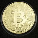 ・直径、約40mm・厚さ、約3mm・重さ、約30g・素材、メタル金メッキ仮想通貨のビットコインを擬似的に実現化させたメダルです。実際のビットコインではございません、もちろん金銭的価値はございませんので使用したりは出来ません。【注意事項】・海外製品につき、個体差があります。・商品出荷までに3営業〜5営業日程、頂く場合がございます。・画像では光の当たり方などにより、色合い等、実際と違うように映る場合がありますのでご了承ください。