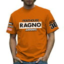 Arrows A4 Ragno Mens T-shirt レトロ F1 Tシャツ