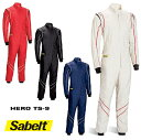 Sabelt サベルトレーシングスーツ HERO TS-9 FIA8856-2000公認モデル