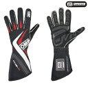OMPレーシンググローブ ONE S BLACK(ブラック) FIA公認8856-2000