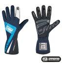 OMPレーシンググローブ FIRST EVO BLUE(ブルー) FIA公認8856-2000