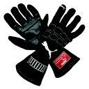 PUMA プーマ レーシンググローブ FURIO/フーリオ ブラック 内縫いタイプ FIA公認 (040634-01)