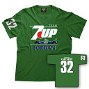 7UP Jordan 191 Gachot Mens T-shirt レトロ F1 Tシャツ