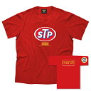 STP Team March Mens T-shirt レトロ F1 Tシャツ