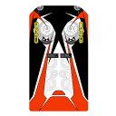 CRG フロアパネルステッカー2014 レーシングカートパーツ