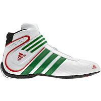 adidas(アディダス)レーシングカートシューズKARTXLTWHITE/GREEN