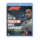 2017 FIA F1世界選手権総集編 Blu-Ray/ブルーレイ/BD版 完全日本語(EM-207)