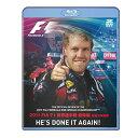 2011 FIA F1世界選手権総集編 完全日本語 ブルーレイ/BD版