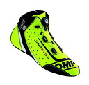 OMP ONE EVO R FORMULA SHOES イエロー×ブラック FIA公認8856-2000 (IC/805099)