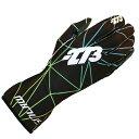 -273 Poly Karting Glove Green マイナス273 ポリ レーシングカートグローブ グリーン