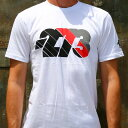 アウトレットセール! -273 Tee Capone カポネ White ホワイト Tシャツ