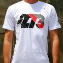 -273 Tee Capone カポネ White ホワイト Tシャツ