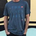 アウトレットセール! -273 Tee Faster ファスター Navy ネイビーブルー Tシャツ
