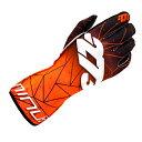 -273 Poly Evo Orange×Black Karting Glove マイナス273 ポリ エボ オレンジ×ブラック レーシングカートグローブ