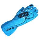 -273 Zero Karting Glove FULL Cyan マイナス273 ゼロ レーシングカートグローブ シアン