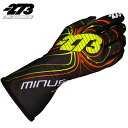 -273 Zero EVO Black×Yellow×Orange Glove マイナス273 ゼロ エボ ブラック×イエロー×オレンジ レーシングカート・走行会用グローブ