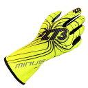 -273 Zero Yellow Karting Glove マイナス273 ゼロ イエロー レーシングカートグローブ