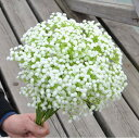 造花 かすみ草 15本