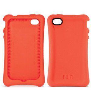 iPhone4/4S BUILT NY ケース シリコン ソフトケース (