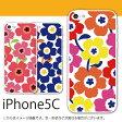 北欧花柄-iPhone5Cケース