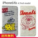 送料無料 トムとジェリー iPhone6s/6 手帳型ケース スウェット生地Tom and Jerry アイフォン6s iPhoneケース 手帳型スマホケース キャラクター かわいい おしゃれ 猫ネコねこ