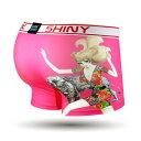 DARKSHINY DARK SHINY ダークシャイニー 人気 おしゃれ ボクサーパンツ メンズ サイボーグ009 ピンク セット