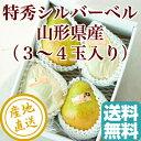 お年賀 御年賀【特秀】西洋梨 シルバーベル 3Lサイズ 特選...