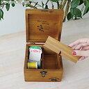 ショッピング仕切り ソーイングボックス ウッド NEEDLEWORK S ソーイング ボックス 収納ボックス 木製 道具箱 手芸 手芸用品 スッキリ 収納 仕切り 取り外し可能 整理 整頓