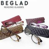 老眼鏡 女性 おしゃれ シニアグラス 度数 1.0 - 2.5 BGT1011 メガネケース付き 携帯用 リーディンググラス メガネ 眼鏡 エレガント コンパクト 携帯 メンズ レディース