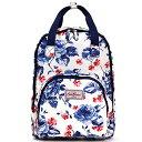 Cath Kidston キャスキッドソン リュックサック 833448 Multi Pocket Backpack 833448 DULWICH ROSE [並行輸入品]
