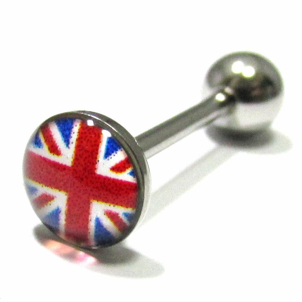 ボディピアス イギリス国旗★ユニオンジャックデザ...の商品画像