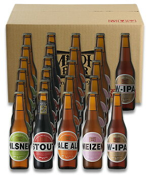 ■Set with five kinds of Minoh beer 24