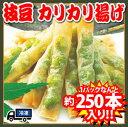 魚民 枝豆カリカリ揚げ(冷凍・約250本入1箱/900g)