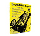MOONEYES DRAGSTER binder