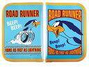 ROAD RUNNER タイトルホルダー(車検証入れ) ライトブルー