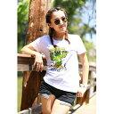 レディース MOON Cactus Tシャツ