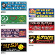 Bumper Stickers -3 (DDTT-3)