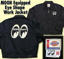 MOON Equipped (ムーン イクイップド) Eye Shape Work Jacket